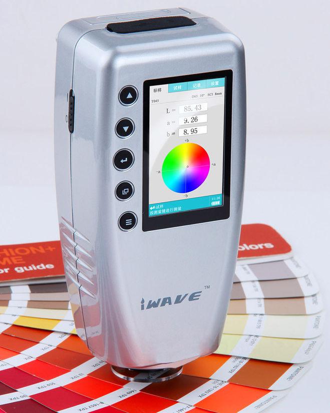 Существуют ли приборы, определяющие точно цвет?